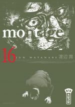 Montage T16, manga chez Kana de Watanabe