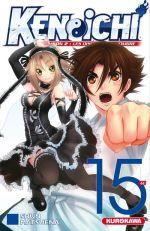Ken-Ichi – Les disciples de l'ombre, T15, manga chez Kurokawa de Matsuena