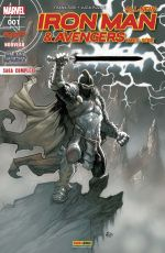 All-New Iron Man & Avengers - Hors Série T1 : Black Knight - Le Chevalier Obscur (0), comics chez Panini Comics de Tieri, Pizzari, Walker, Crossley, Fabela, Powell