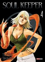 Soul Keeper  T4, manga chez Panini Comics de Takahashi