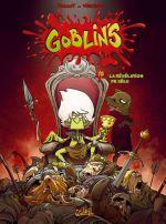 Goblins T10 : La Révélation de l'élu (0), bd chez Soleil de Roulot, Martinage, Esteban