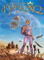 Les naufragés d'Ythaq T14 : Le Joyau du Génie (0), bd chez Soleil de Arleston, Floch, Guth