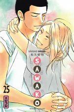 Sawako  T25, manga chez Kana de Shiina
