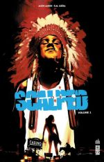 Scalped T1, comics chez Urban Comics de Aaron, R.M. Guéra, Brusco, Loughridge, Jock