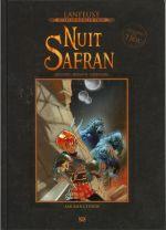 Lanfeust et les mondes de Troy T40 : Nuit Safran - Albumen l'éthéré (0), bd chez Hachette de Arleston, Melanÿn, Hérenguel