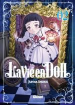 La vie en doll  T2, manga chez Glénat de Inoue