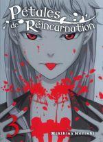 Pétales de réincarnation T3, manga chez Komikku éditions de Konishi
