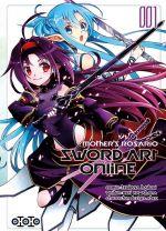 Sword art online - Mother's rosario  T1, manga chez Ototo de Kawahara, Abec, Haduki