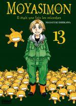Moyasimon T13, manga chez Glénat de Ishikawa