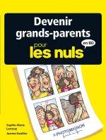 ... pour les nuls : Devenir grands-parents (0), bd chez Delcourt de Larrouy, Gaullier