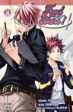 Food wars  T14, manga chez Tonkam de Tsukuda, Saeki