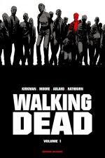 Walking Dead T1, comics chez Delcourt de Kirkman, Moore, Adlard, Rathburn