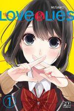 Love & lies T1, manga chez Pika de Musawo