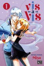 Vis-à-vis – Edition 2016, T1, manga chez Pika de Miya
