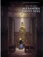 Une Vie avec Alexandra David-Néel T2, bd chez Bamboo de Campoy, Blanchot