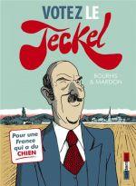 Le Teckel T3 : Votez le Teckel ! (0), bd chez Casterman de Bourhis, Mardon