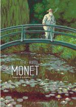 Monet : Nomade de la lumière (0), bd chez Le Lombard de Rubio, Efa