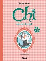 Chi - une vie de chat (format BD) T10, bd chez Glénat de Konami
