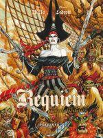 Requiem - chevalier vampire T5 : Dragon Blitz (0), bd chez Glénat de Mills, Ledroit
