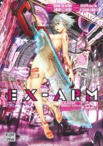 Ex-Arm T3, manga chez Tonkam de Hirock, Komi
