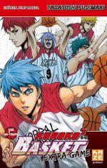 Kuroko's basket - Extra game T1, manga chez Kazé manga de  Fujimaki