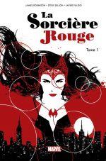 La Sorcière Rouge T1 : La route des sorcières (0), comics chez Panini Comics de Robinson, Visions, Pulido, Dillon, Rudy, Del Rey, Martin jr, Vicente, Gandini, Bellaire, Aja