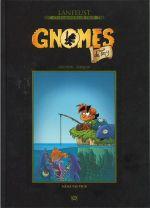 Lanfeust et les mondes de Troy T29 : Gnomes de Troy - Même pas peur (0), bd chez Hachette de Arleston, Tarquin, Tarquin