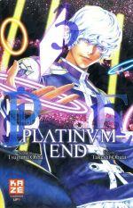 Platinum end T3, manga chez Kazé manga de Ohba, Obata