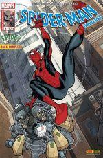 Spider-Man Universe T4 : Spidey - Le débutant (0), comics chez Panini Comics de Thompson, Araujo, Bradshaw, Rosenberg, Campbell, Tartaglia