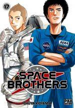 Space brothers T17, manga chez Pika de Koyama