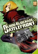 Blood blockade battlefront T5, manga chez Kazé manga de Nightow
