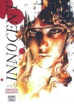 Innocent T9, manga chez Delcourt de Sakamoto