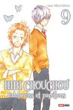 Hibi chouchou - Edelweiss & Papillons  T9, manga chez Panini Comics de Morishita