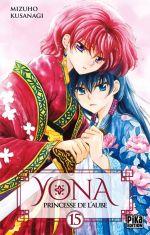 Yona, princesse de l'aube  T15, manga chez Pika de Mizuho