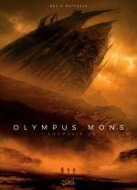Olympus Mons T1 : Anomalie Un (0), bd chez Soleil de Bec, Raffaele, Digikore studio, Loyvet