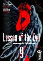 Lesson of the evil T9, manga chez Kana de Kishi