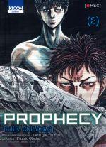 Prophecy the copycat  T2, manga chez Ki-oon de Tsutsui, Hougo, Obata