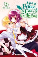 Liar prince & fake girlfriend  T2, manga chez Soleil de Miasa
