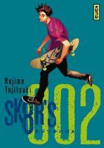Sk8r's T2, manga chez Kana de Tojitsuki