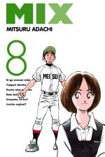 Mix  T8, manga chez Tonkam de Adachi