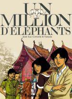 Un Million d'éléphants, bd chez Futuropolis de Cornette, Vanyda