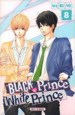 Black prince & white prince T8, manga chez Soleil de Makino