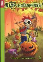 I luv Halloween, comics chez Akileos de Giffen, Roman