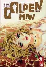 Golden Man T1, manga chez Xiao Pan de A, A