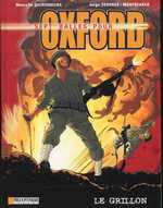 Sept balles pour Oxford T5 : Le grillon, bd chez Le Lombard de Montecarlo, Zentner, Quintanilha, Usagi