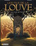 Les fils de la louve T3 : La louve du Vatican (0), bd chez Le Lombard de Weber, Pasarin, Nadia
