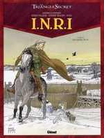 INRI T4 : Résurrection (0), bd chez Glénat de Convard, Juillard, Wachs, Falque, Paul