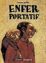 Enfer portatif, bd chez Casterman de Ayroles