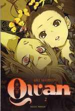 Qwan T2, manga chez Soleil de Shimizu