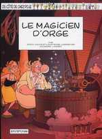 Du côté de chez Poje T18 : Le magicien d'orge (0), bd chez Dupuis de Cauvin, Carpentier